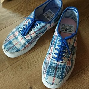 Vans Syndicate Authentic Alexis Ross sneakers sz 9